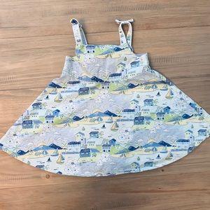 {Gymboree} Seaside Dress